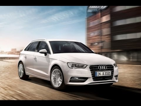 audi a3 sportback 2013 prova con fleet manager da verona. Black Bedroom Furniture Sets. Home Design Ideas