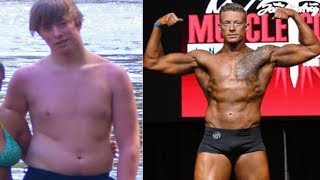 From Fat to Fit | My 7 year 70lb Bodybuilding Transformation