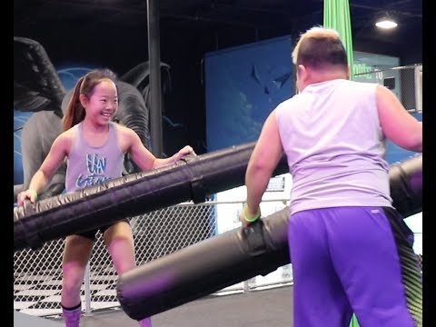 LARGEST EXTREME AIR SPORTS TRAMPOLINE PARK IN THE WORLD | TigerFamilyLife~
