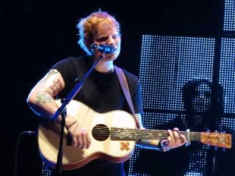 Ed Sheeran on Australian breakfast radio 08/04/14