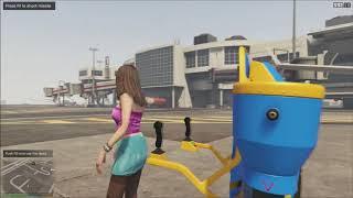 PS4 GTA 5 - NotAnotherMenu Mod Menu DLC Cars