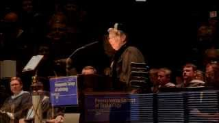 Penn College Commencement: May 11, 2012