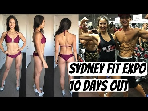 EHPlabs Sydney Fitness Expo Weekend