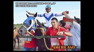 #AMERICANO: COPA CHALLENGER - Hip. La Ilusión de Vera (25-11-18)