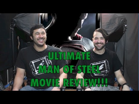 ULTIMATE MAN OF STEEL MOVIE REVIEW!!!