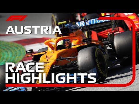 2020 Austrian Grand Prix: Race Highlights