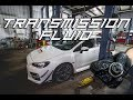 Transmission and Differential Fluid Change | Motul Gear Oil - 2016 2018 Subaru WRX & STI