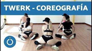 Coreografía de TWERK - Twerking BAILE