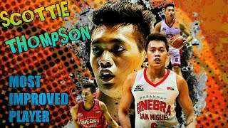Scottie Thompson is the Most Improved Player | 2018 Career Highlights