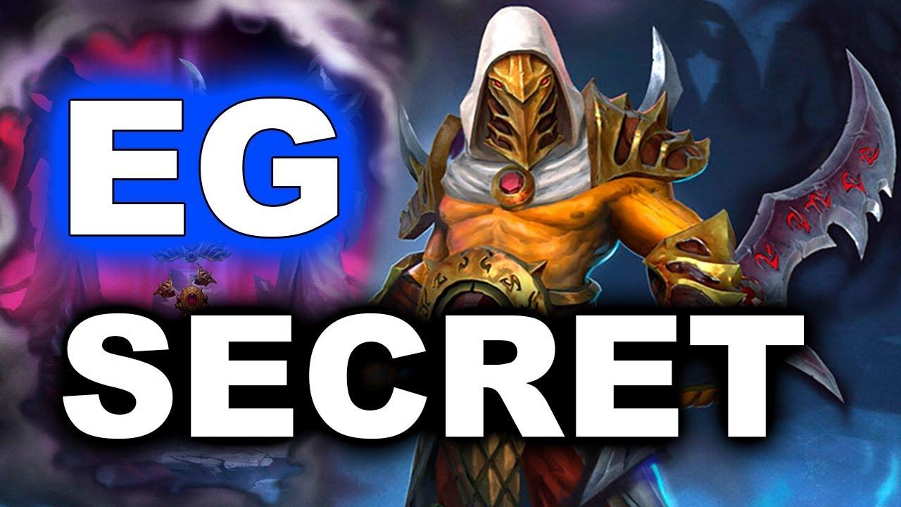 EG vs SECRET - Game of the Day! - ESL Hamburg MAJOR DOTA 2