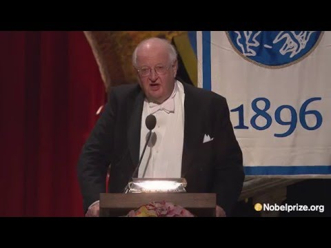 """I became an economist by accident."" Angus Deaton, laureate in Economic Sciences"