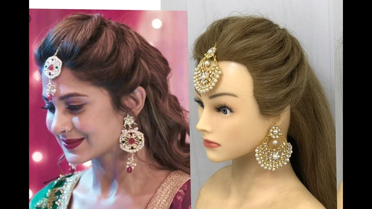 Beautiful Twist Layers Hair Style