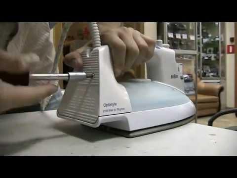 Ремонт электрического утюга