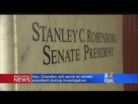 Rosenberg Steps Aside As Senate President Amid Probe