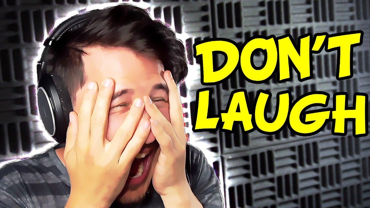 DON'T LAUGH CHALLENGE #5