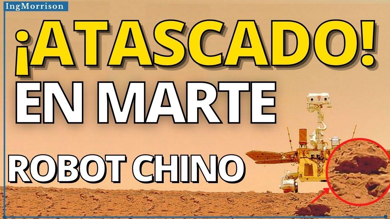 Download CHINA EN PROBLEMAS EN EL PLANETA MARTE misión exploración ROBOT CHINO rover zhurong CHINA EN MARTE
