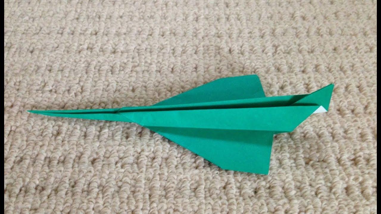 飛行機 折り紙