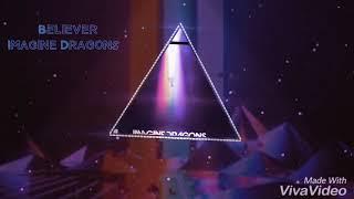 Believer - Imagine Dragons (Clean)  (Best Edit)