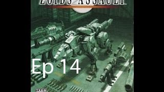 Zoids assault ep 14