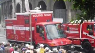 Vigili del Fuoco Festa della Repubblica 2 Giugno 2010