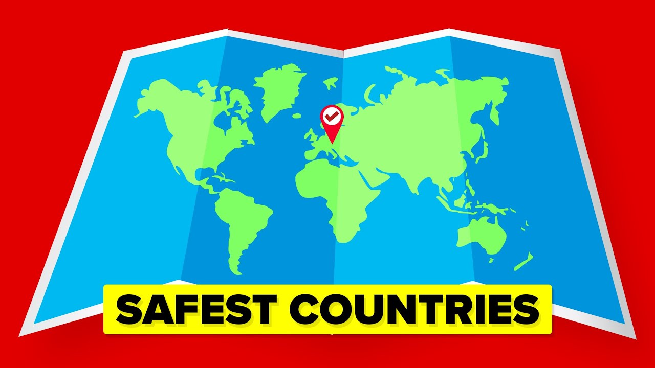 This Is The Safest Country In The World