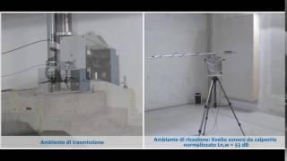L'efficacia dell'isolamento da calpestio con appoggi lineari