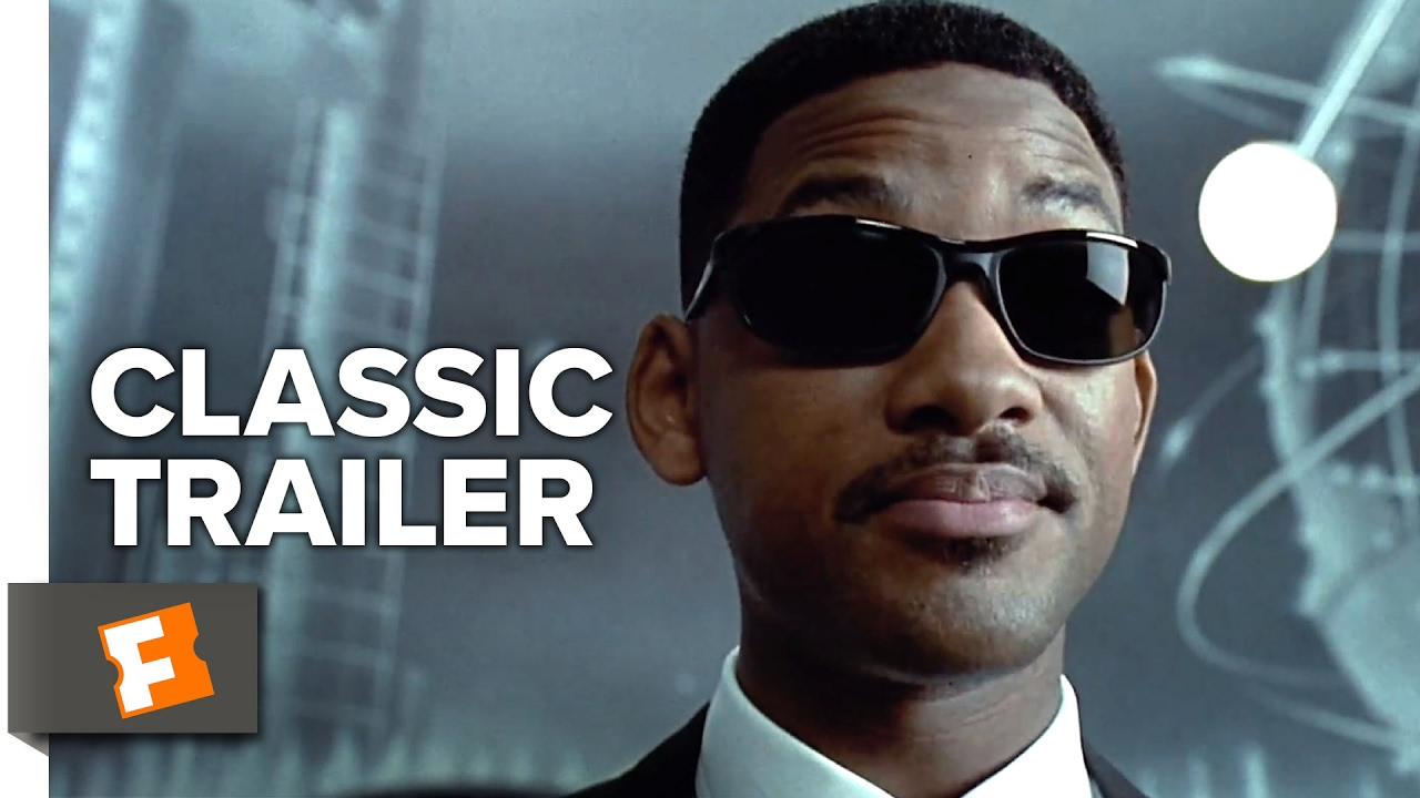 Download Men in Black (1997) Official Trailer 1 - Will Smith Movie