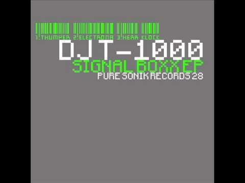 DJ T-1000 - Thumper