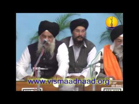Raag Kanara : Prof Parmjot Singh  - Adutti Gurmat Sangeet Samellan 2011