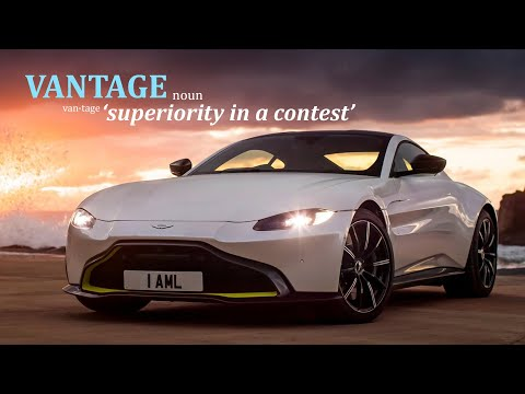 Here's Why Many Aston Martin Model Names Start With A 'V'
