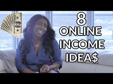 8 Ways To MAKE EXTRA MONEY AT HOME in 2020 | Online Jobs, Side Hustles & Money Saving Ideas