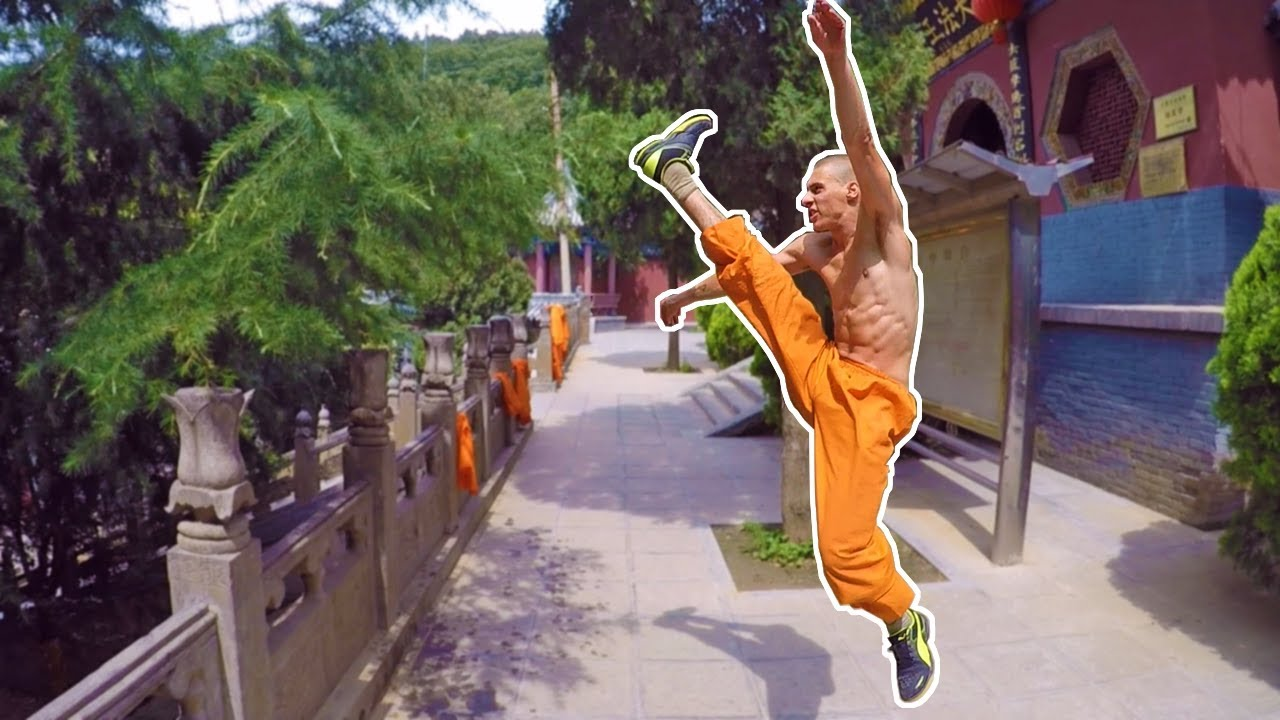 Three months LEARNING SHAOLIN KUNG-FU