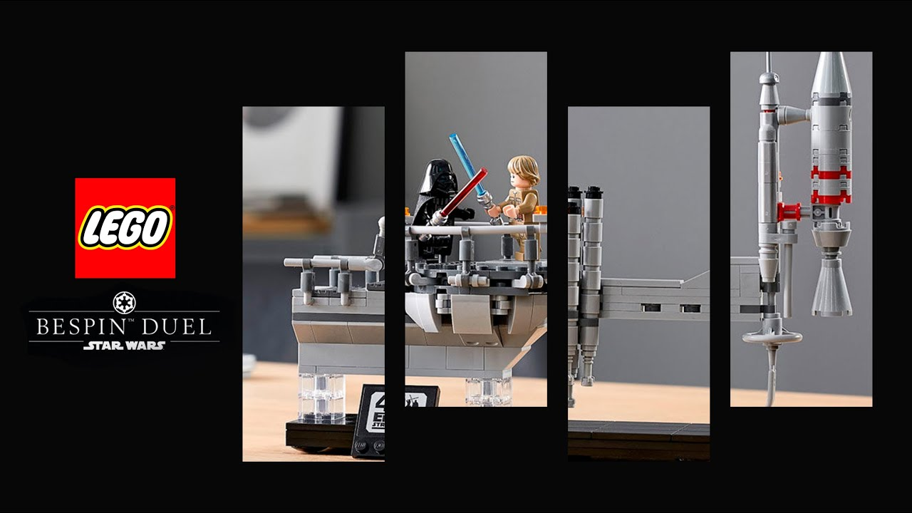 ¡Nuevo set exclusivo: Bespin Duel! | LEGO Star Wars
