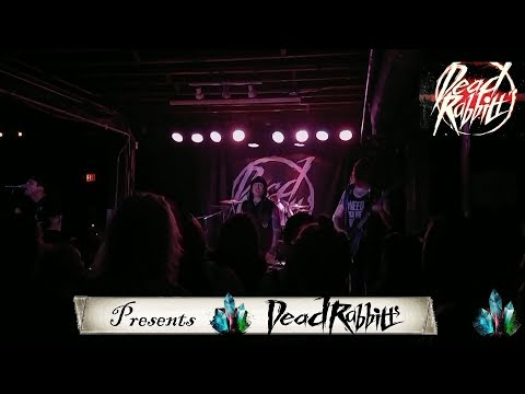 Dead Again Performed By The Dead Rabbitts Live! The Canal Club: Richmond, Va 6-25-17