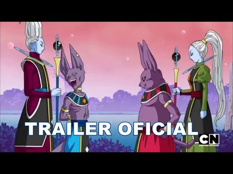 TRAILER OFICIAL DE DRAGON BALL SUPER POR CARTOON NETWORK HD