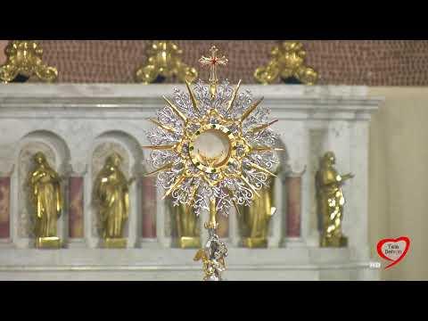 Con il Dio della Vita... Adorazione Eucaristica - 10 dicembre 2020