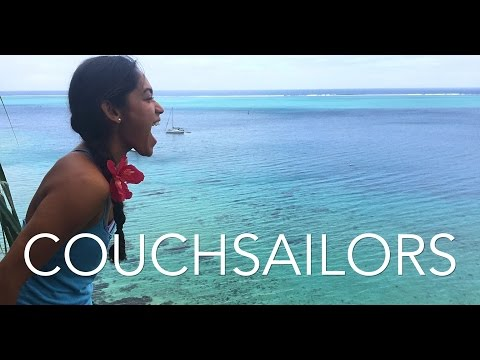 The Richest Man in French Polynesia? || COUCHSAILORS Sailing Journal #12