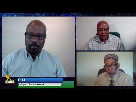 ESAT Qophii Dhimma Keenyaa Sat 25 August 2018