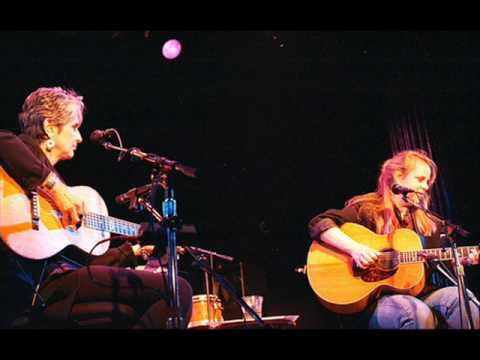 JOAN BAEZ & MARY CHAPIN CARPENTER ~ Stones In The Road ~.wmv