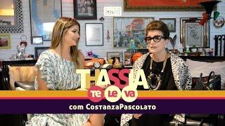 #ThassiaTeLeva - Costanza Pascolato