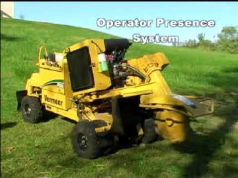 SC372 Stump Cutter | Vermeer Tree Care Equipment
