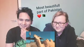 Tourist Guide to North Pakistan By Mooroo English Girl Reaction