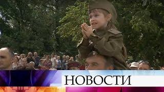75 лет назад началось легендарное танковое сражение под Прохоровкой.