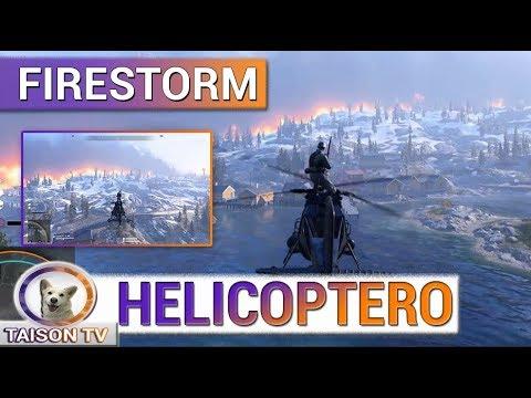 FIRESTORM Primer Gameplay Filtrado el Helicoptero y mas detalles - Battlefield V thumbnail