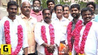 Tamil Cinema PRO Elections Results Announced | Vijaya Murali | Yuvraaj | Ramanujam | Govindaraj