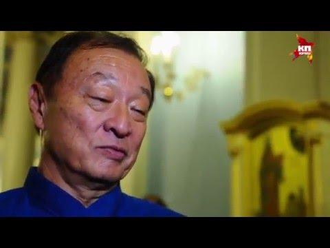 CaryHiroyuki Tagawa became Orthodox Christian