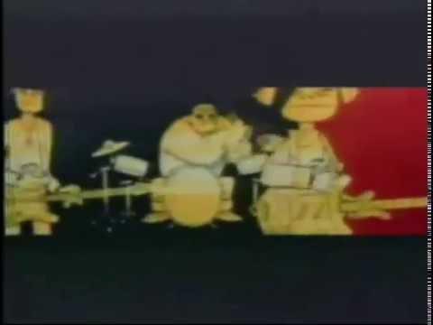 Gorillaz Live - Hollywood Palladium 3/??/2002