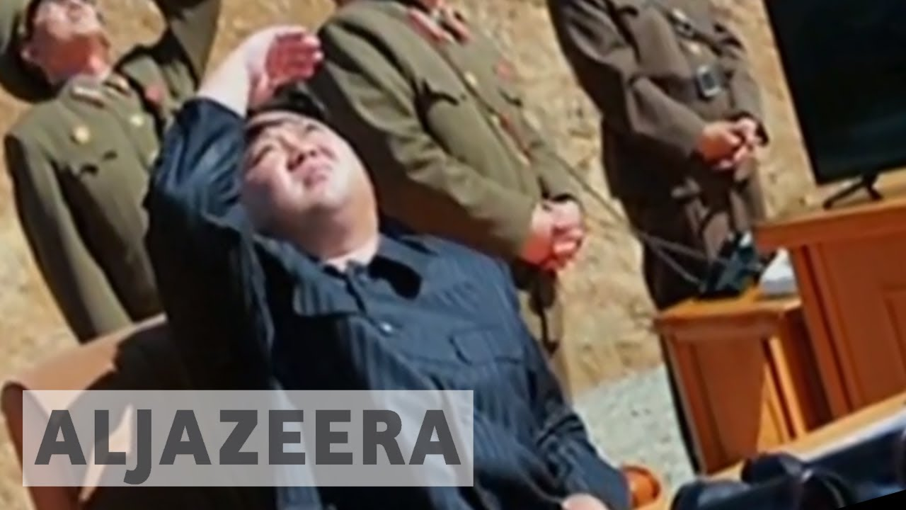 Concerns grow as North Korea fires ICBM missile