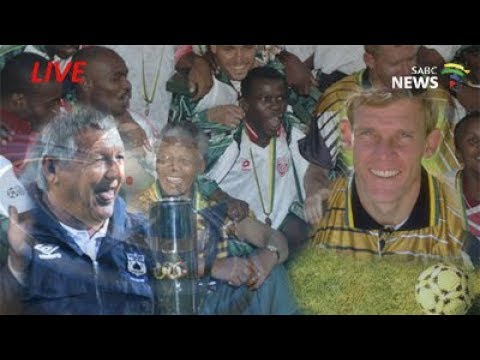 Hall of Fame honour for Bafana 1996 squad
