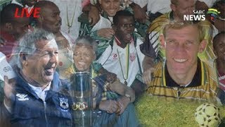 Hall of Fame honour for Bafana 1996 squad